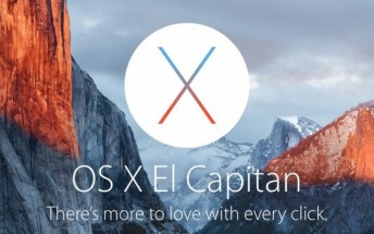 Apple Mac OS X 10.11.1 El Capitan becomes available