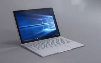 Microsoft Surface Book: fastest 13'' laptop, but also a tablet