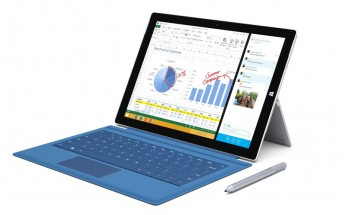 Microsoft Surface tablets will be sold in India starting in February 2016