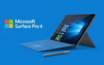 Microsoft Surface Pro 4 brings larger screen, more power