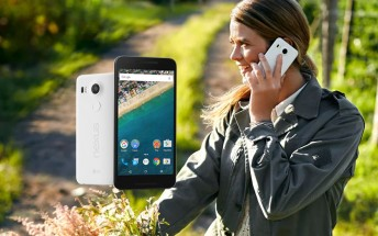 Nexus 5X on sale in select regions starting today, more to come