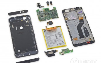 Nexus 6P teardown yields very low repairability score