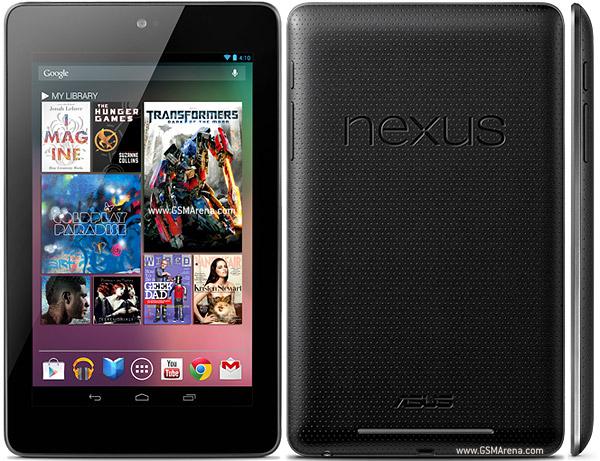 nexus 7 grouper android 7