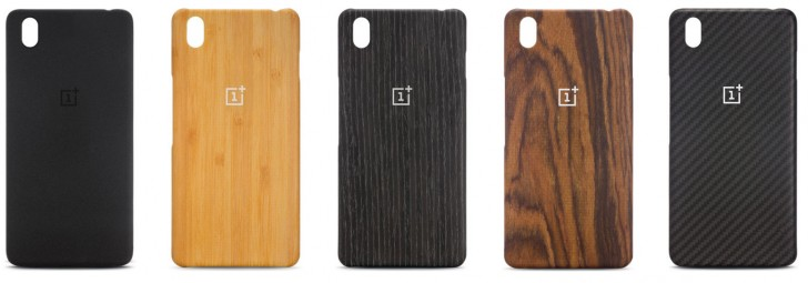 new styles 33cac 7c661 OnePlus X will have wood, kevlar, and silicone cases available on ...
