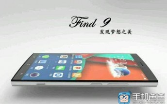 Oppo Find 9 reportedly not coming until next year