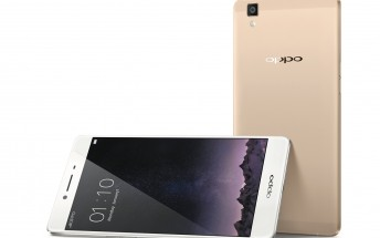 Oppo R7s goes official with 4GB of RAM and 5.5'' AMOLED display