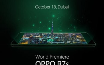 Oppo R7s set to be unveiled this month