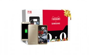 Samsung Galaxy S6 edge+ Ant-Man limited edition launches in China