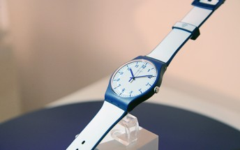 Swatch inks deal with Visa to bring NFC-based payments to Bellamy