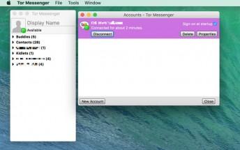 Security-focused Tor Messenger enters beta