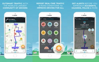 Waze social navigation app by Google receives big update