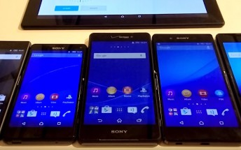 Xperia Z5 Compact victorious in a Sony 4K video overheating contest