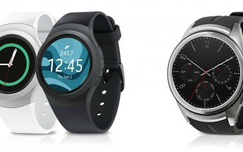 Samsung Gear S2, LG Watch Urbane 2nd Edition LTE land at AT&T this month