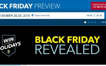 Walmart and BestBuy reveal their Black Friday offers