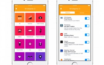 Facebook launches Notify for iOS, an app that delivers notifications for things you care about