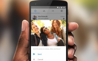 Facebook Messenger will remind you to send your friends' photos to them
