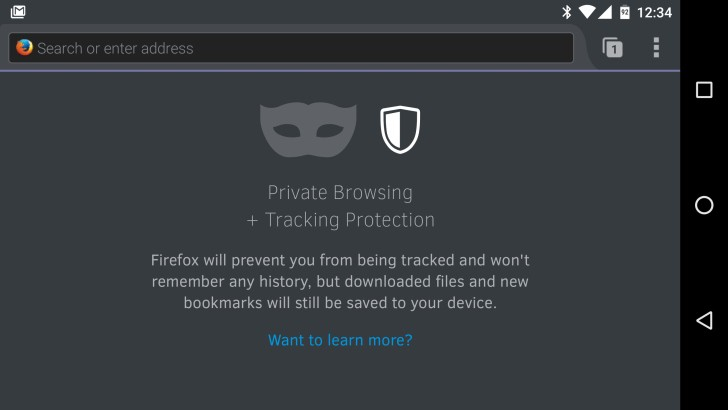 Firefox for Android now comes with a built-in ad blocker - GSMArena blog