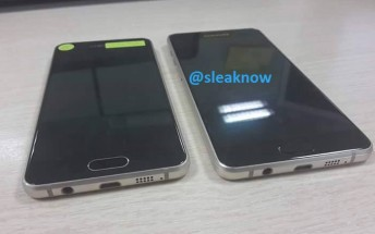 Samsung Galaxy A3 and Galaxy A5 (2016 Edition) leak in photos