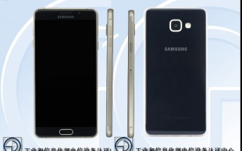 Samsung Galaxy A7 (2016) with 3GB RAM passes through TENAA
