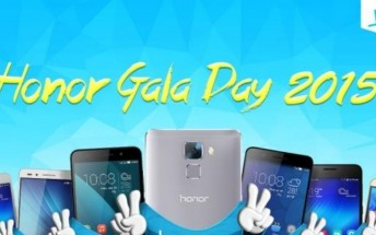 Huawei holding a big Honor sale on November 11
