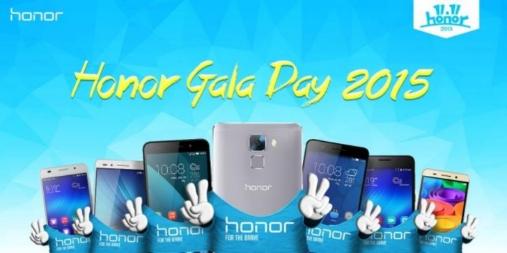 Huawei holding a big Honor sale on November 11 - GSMArena blog