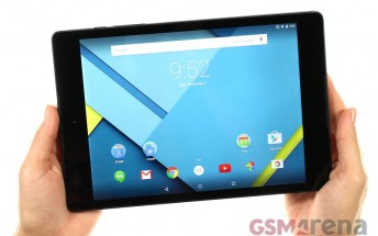 32GB Wi-Fi HTC Nexus 9 tablet is now going for just $287.40, LTE model is $359.40