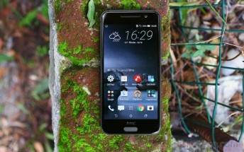 Unlocked HTC One A9 starts receiving November security update