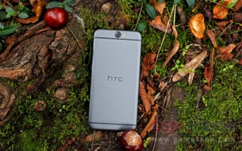 Shipments for some HTC One A9 color variants are getting delayed in the US