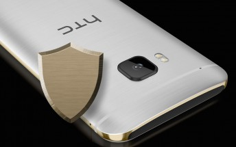 Turns out the HTC One M9 pattern lock is NOT easy to bypass