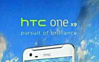 Rumored HTC One X9 sporting 23MP camera and QHD display leaks out
