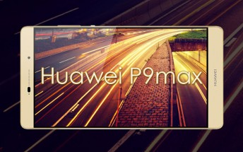 Huawei P9max spotted in AnTuTu: 6.2'' QHD+ screen, Kirin 950 chipset