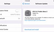 Apple releases second public beta of iOS 9.2