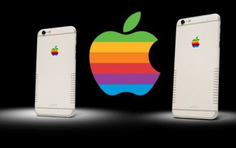 Want a retro paintjob for your iPhone 6s?  That would be twice as much