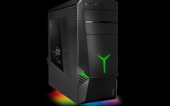 Lenovo partners with Razer to sell special-edition Y series gaming machines