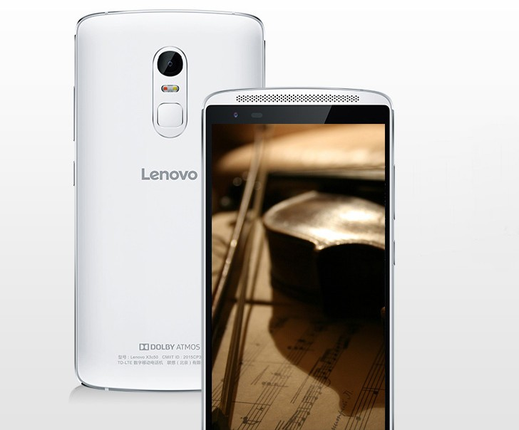 Lenovo Vibe X3 launched in three versions - GSMArena com news