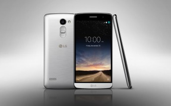 Large 5.5'' screen and 8MP selfie camera - meet the LG Ray