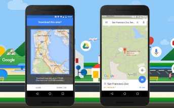 Latest Google Maps update enhances offline navigation