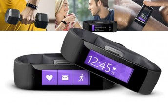 Original Microsoft Band drops to £50 in the UK