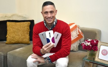 Jonathan Adler-designed Moto X Pure collection to go on sale next month