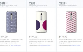 Jonathan Adler-designed Moto X Pure collection now up for pre-order