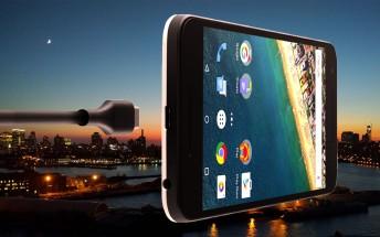 LG Nexus 5X battery test results