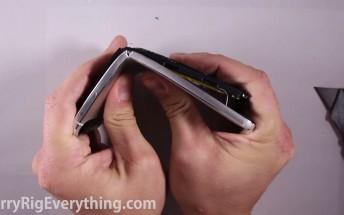 Nexus 6P fails the bend test, again