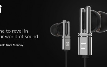 OnePlus Icons earphones landing in India next week