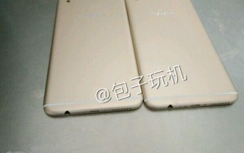 New Oppo phone leak looks an awful lot like the iPhone 6 Plus