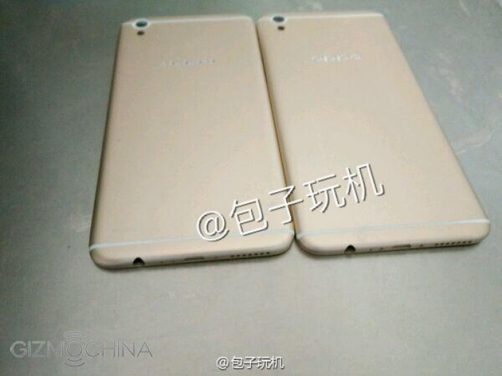 new oppo phone leak looks an awful lot like the iphone 6
