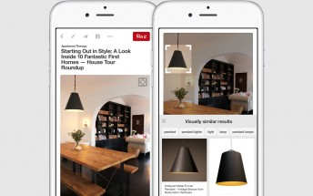 Pinterest now lets you find things you can't describe