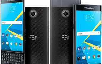 Marshmallow update for BlackBerry Priv will arrive next year