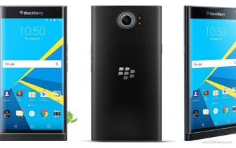Some BlackBerry Priv pre-order shipments are getting delayed