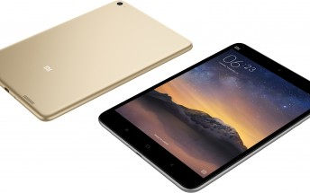Xiaomi announces Mi Pad 2 all-metal tablet with Intel chipset