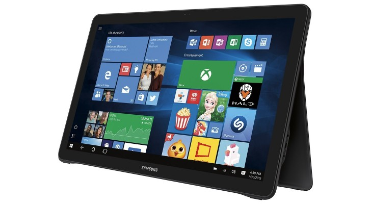 18.4-inch Samsung Galaxy View tablet now available in the ...